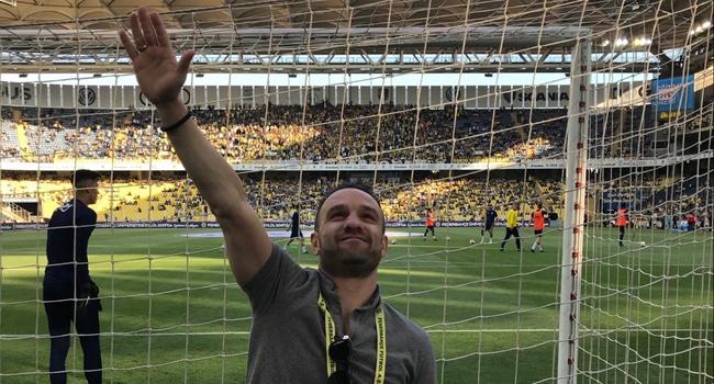Valbuena Fenerbahçe'ye böyle veda etti