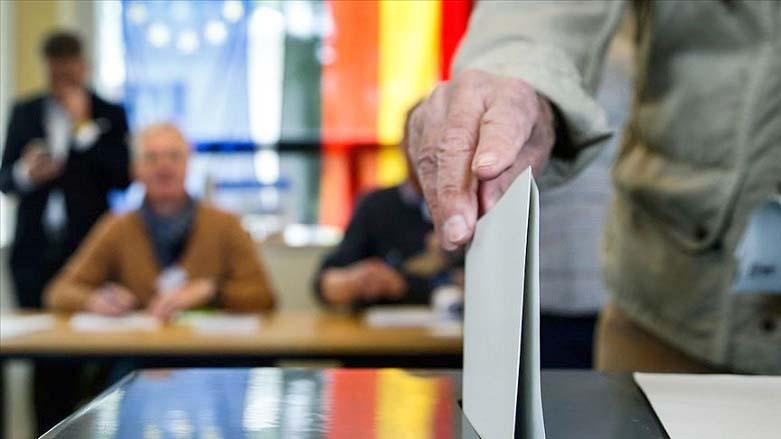 Almanya'da AP seçimlerinin galibi CDU