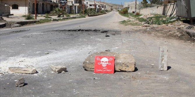 Suriye İnsan Hakları Ağı: Esed rejimi Suriye'de yeniden kimyasal silaha başvurdu