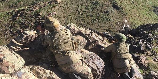 Diyarbakır'da terör operasyonu: 3 terörist öldürüldü