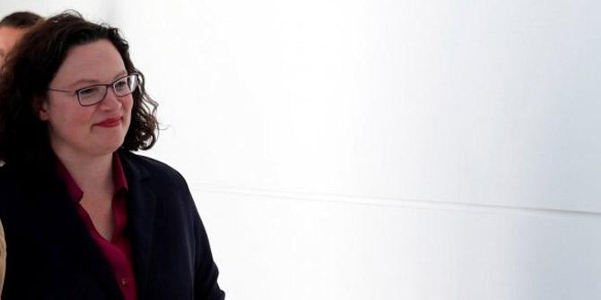 Almanya'da SPD Genel Başkanı'ndan istifa