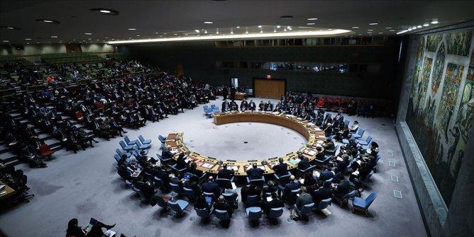 BMGK'de kapalı Sudan oturumu