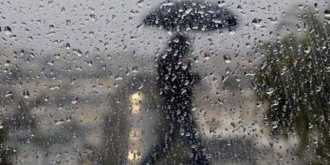 Meteoroloji'den yağış uyarısı! Rüzgar ve soğuk hava hakim olacak