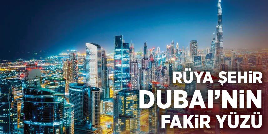 Zenginler şehri Dubai'nin fakirlikle imtihanı