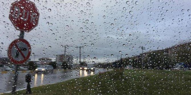 4 il için sağanak yağış uyarısı!