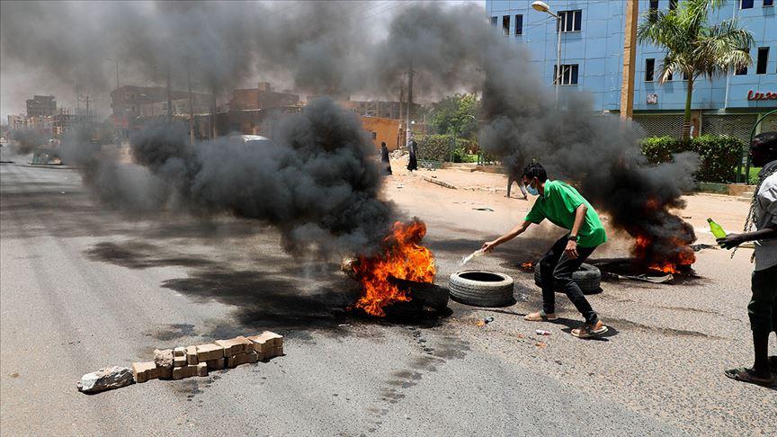 Sudan'daki çatışmalarda 19 çocuk yaşamını yitirdi