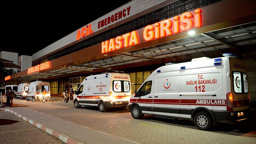 Tunceli'de PKK'lı teröristlerle çatışma: 4 asker ağır yaralı