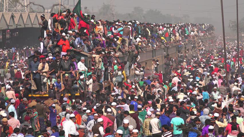 Nüfus artışında Hindistan Çin'in tahtını sallıyor