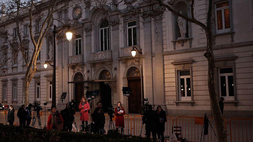 Ayrılıkçı Katalan siyasetçilerin davası sona erdi