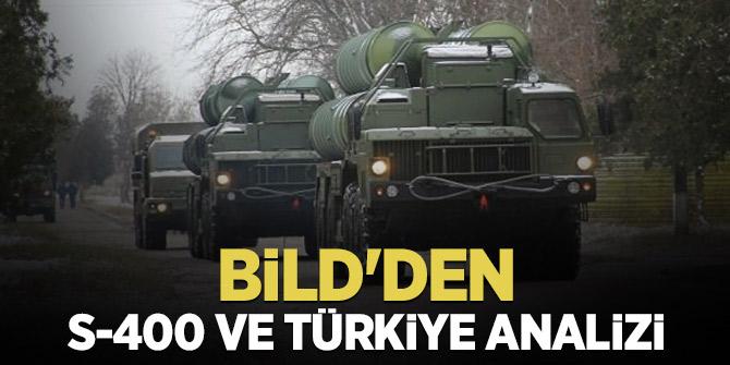 Bild'den S-400 ve Türkiye analizi