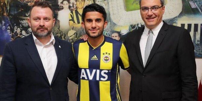 Murat Sağlam resmen Fenerbahçe'de!