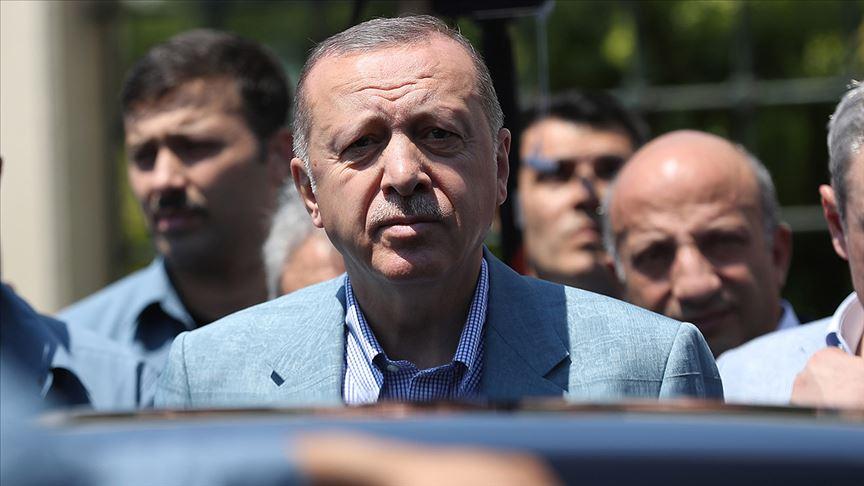 Mursi'nin vefatıyla ilgili Erdoğan'dan ilk açıklama!