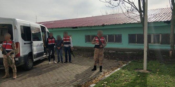 PKK'ya eleman temin eden terörist tutuklandı
