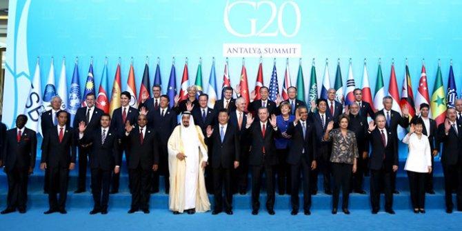 G20 zirvesi ne zaman? konuları neler?