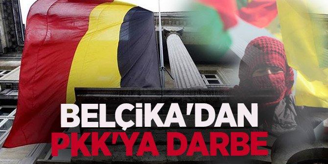 Belçika, 2 PKK'lı teröristi tutukladı!