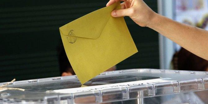 23 Haziran seçiminde Nerede oy kullanacağım?