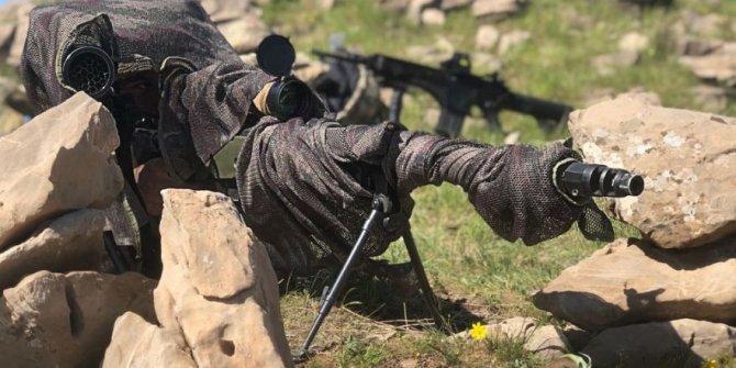 Roketatarlı saldırı düzenleyen PKK'lı terörist etkisiz hale getirildi!