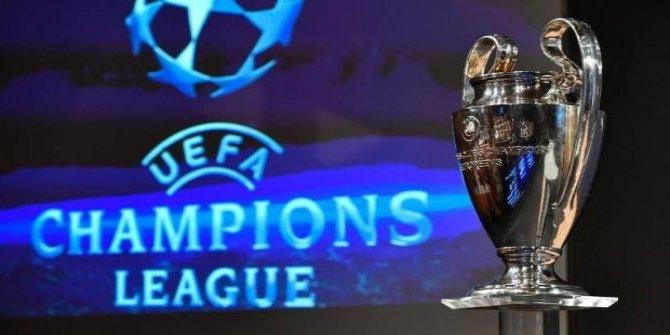 UEFA Şampiyonlar Ligi'nde 2. eleme turu kuraları çekildi!