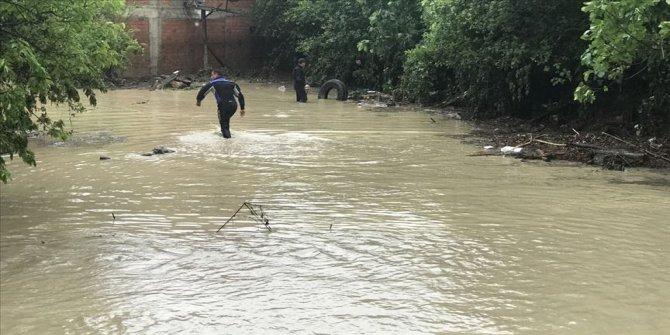 Sele kapılan kişinin cesedi 5 kilometre uzaklıkta bulundu