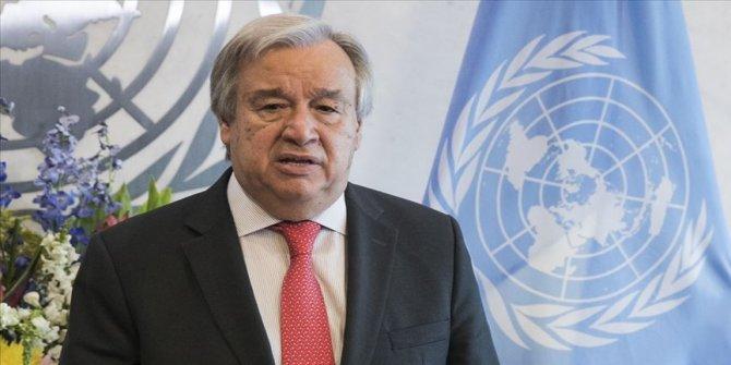 'BM Genel Sekreteri Guterres, Körfez'deki gelişmelerden endişeli'