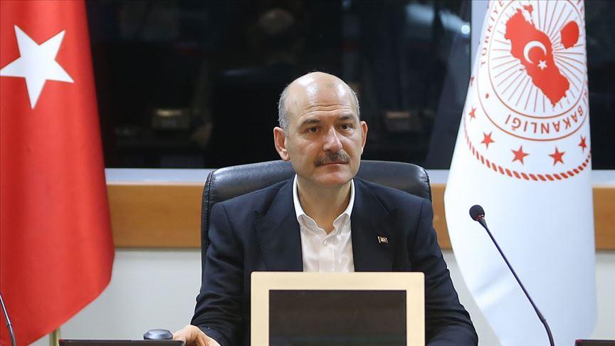 """Süleyman Soylu: """"Türkiye'yi diktatörlükle suçlayanlar, dün akşam..."""""""