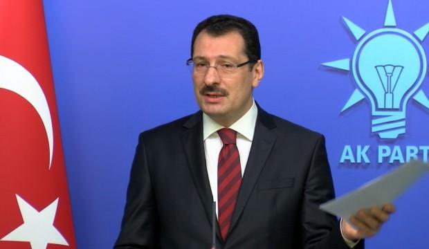 Ali İhsan Yavuz'dan seçim açıklaması