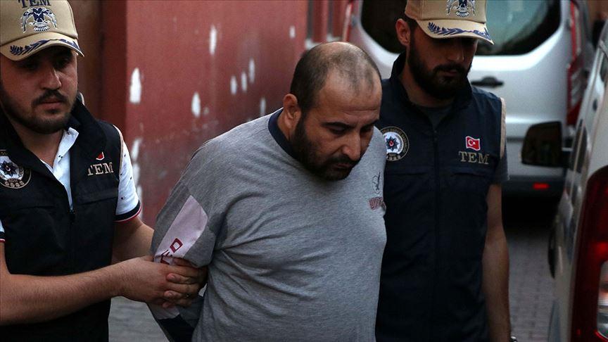 Terör örgütü DEAŞ'ın sözde emiri yakalandı