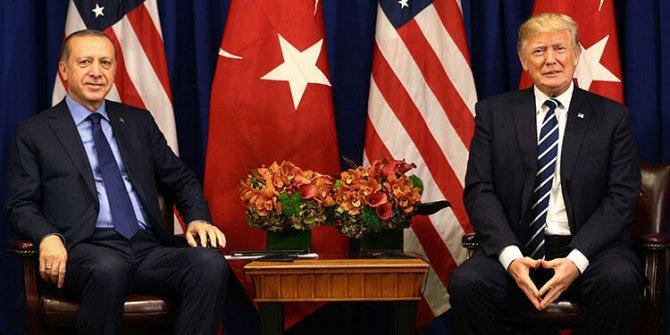 Erdoğan  Japonya'da Trump ile görüşecek!