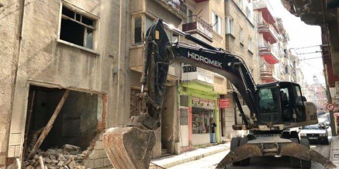 Metruk binaların yıkılmasına ilişkin teklif TBMM'de!