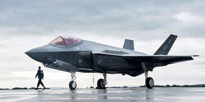 Pentagon'dan F-35 açıklaması: Askıya aldık!