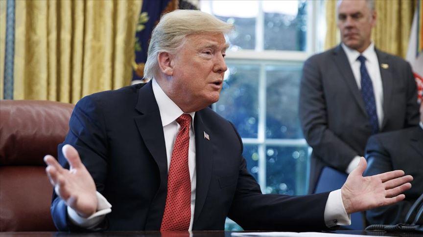 """Trump'tan bir İran açıklaması daha! """"İhtiyacım yok"""""""