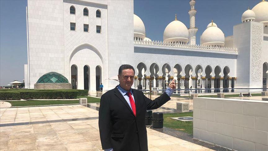 İsrail Dışişleri Bakanı'ndan Birleşik Arap Emirlikleri'ne ziyaret