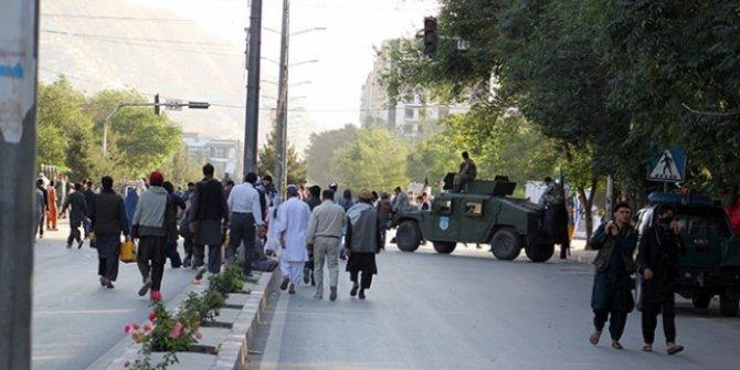 Beyaz Saray'dan Kabil'deki saldırıya ve Taliban'a kınama!