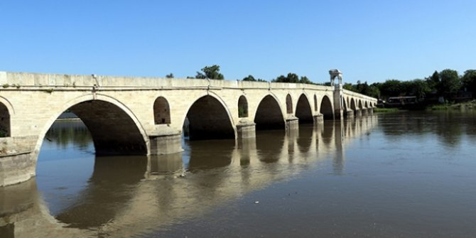 Osmanlı yadigarı taş köprüler restorasyona alınacak