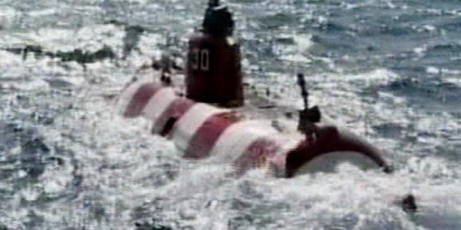Araştırma denizaltısında yangın: 14 ölü