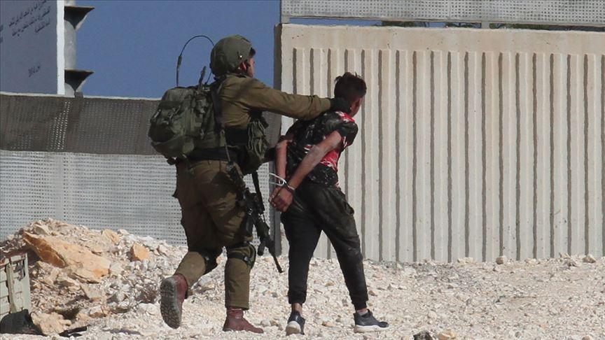 İsrail güçleri Kudüs'te bir Filistinliyi yaraladı