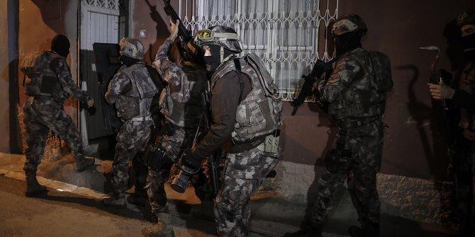 Terör örgütü DEAŞ'ın sözde emiri dahil 6 kişi yakalandı!