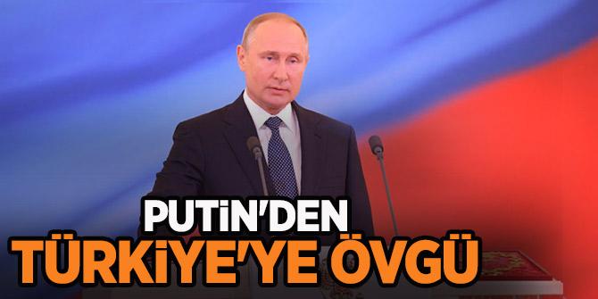 """""""Rusya ve Türkiye'nin çabaları uluslararası istikrar unsuru""""!"""