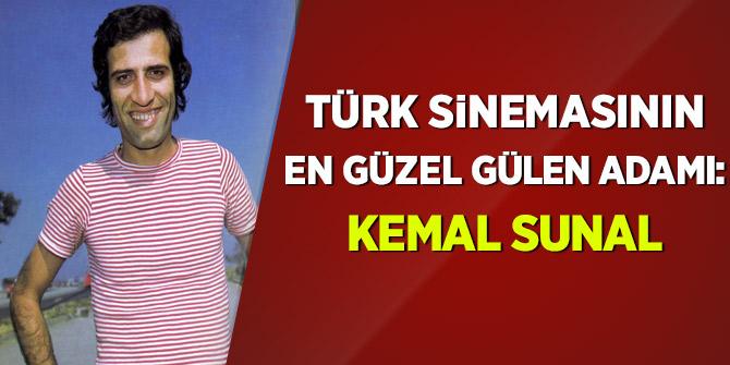 Türk sinemasının en güzel gülen adamı: Kemal Sunal