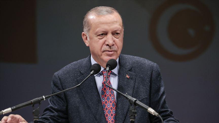 Erdoğan: Şimdi altyapıyı daha da güçlendirme ve kaliteyi yükseltme zamanı