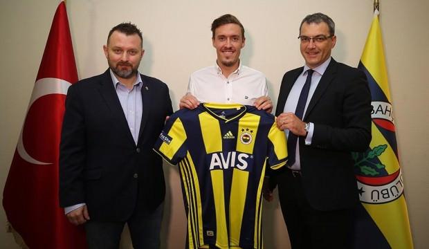 Max Kruse imzayı attı! İşte Fenerbahçe'nin yeni 10 numarası...