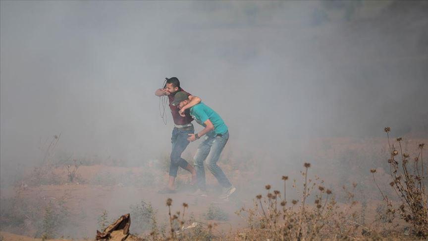 İsrail askerleri Kudüs'te 2 Filistinli çocuğu yaraladı