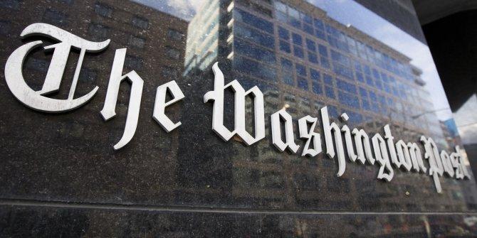 """Washington Post, gazetecilik mesleğini dibe vurdurttu""!"