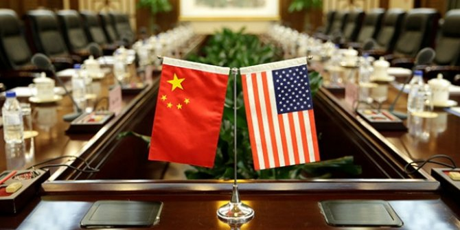 """""""ABD-Çin ticaret müzakereleri önümüzdeki hafta başlayacak"""""""