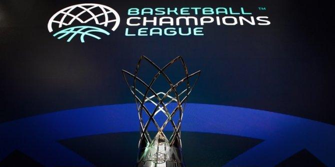 Basketbol Şampiyonlar Ligi'nde grup kuraları çekildi!