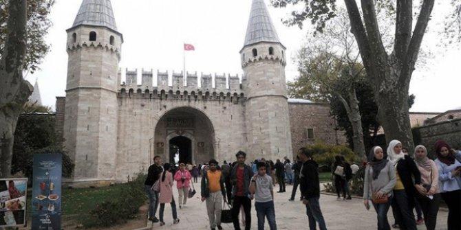 İstanbul'da son 5 yılın turizm rekoru