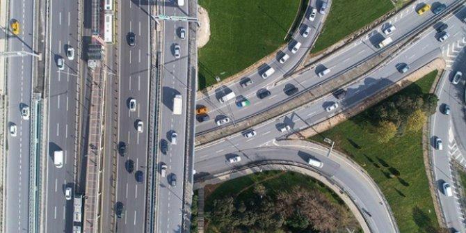 Trafikteki araç sayısı beş ayda 173 bin 630 arttı