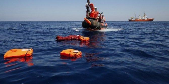 Son dakika.. Tunus'ta göçmen teknesi battı