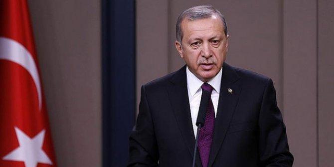 Erdoğan: Olayın terörle bağlantısı olabilir