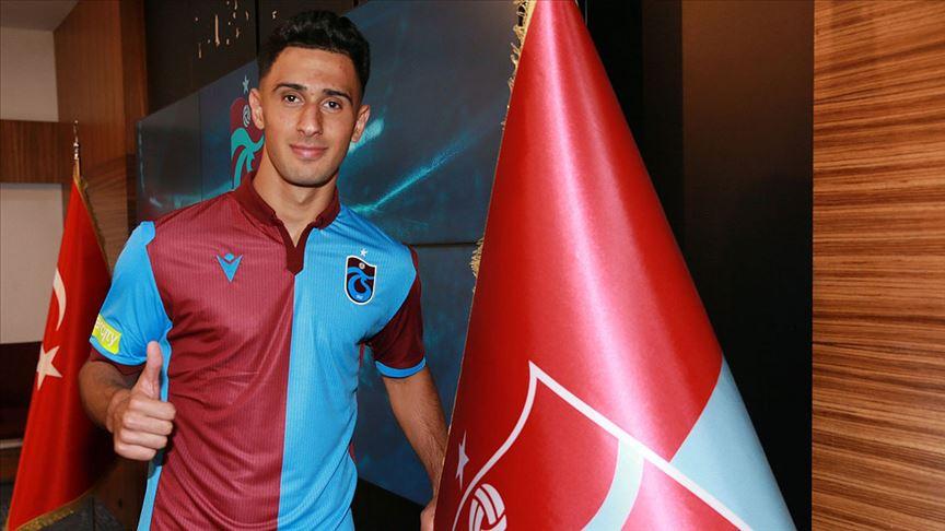 Trabzonspor Muhammet Akpınar ile sözleşme imzaladı!